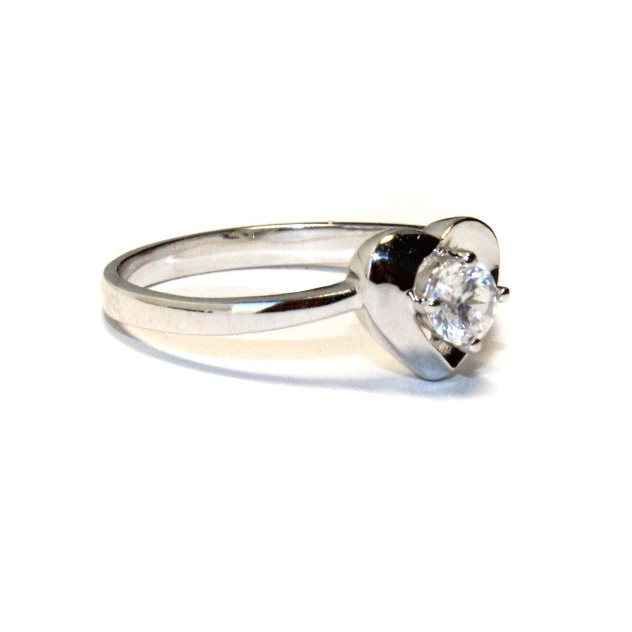 diamond heart promise rings - photo #28
