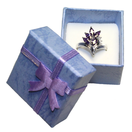 Flower Ring in Box
